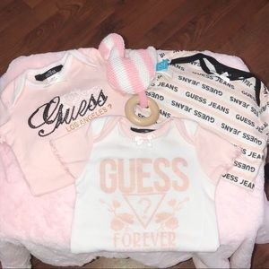 Guess Onesie Set ✨